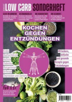Bewusst Low Carb Sonderheft - Kochen gegen Entzündungen - Oliver Buss |