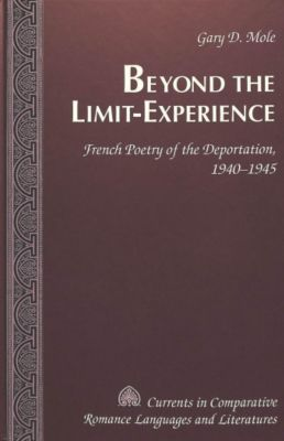 Beyond the Limit-Experience, Gary D. Mole
