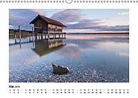 Bezaubernde Seen in Bayern (Wandkalender 2019 DIN A3 quer) - Produktdetailbild 5