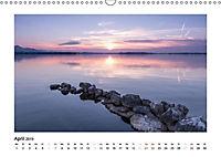 Bezaubernde Seen in Bayern (Wandkalender 2019 DIN A3 quer) - Produktdetailbild 4
