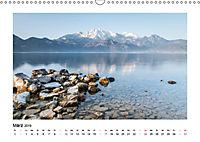 Bezaubernde Seen in Bayern (Wandkalender 2019 DIN A3 quer) - Produktdetailbild 3