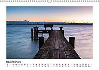 Bezaubernde Seen in Bayern (Wandkalender 2019 DIN A3 quer) - Produktdetailbild 11