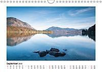 Bezaubernde Seen in Bayern (Wandkalender 2019 DIN A4 quer) - Produktdetailbild 9