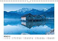 Bezaubernde Seen in Bayern (Wandkalender 2019 DIN A4 quer) - Produktdetailbild 1