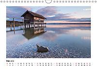 Bezaubernde Seen in Bayern (Wandkalender 2019 DIN A4 quer) - Produktdetailbild 5