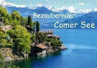 Bezaubernder Comer See (Tischkalender 2019 DIN A5 quer), Gabi Hampe