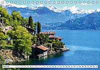 Bezaubernder Comer See (Tischkalender 2019 DIN A5 quer) - Produktdetailbild 6
