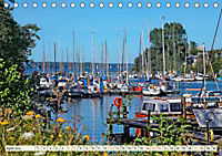 Bezauberndes Flensburg (Tischkalender 2019 DIN A5 quer) - Produktdetailbild 4