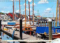 Bezauberndes Flensburg (Wandkalender 2019 DIN A4 quer) - Produktdetailbild 2