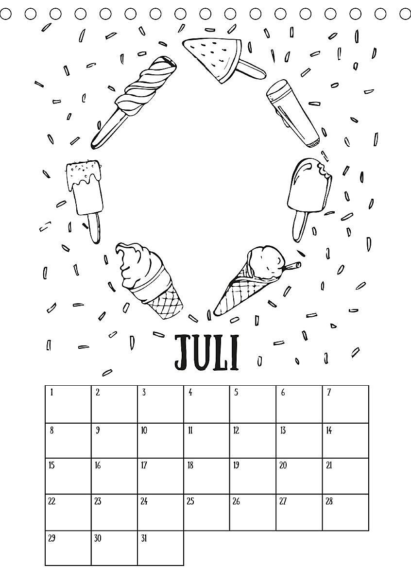 Bff Bastel Kalender Für Deine Beste Freundin