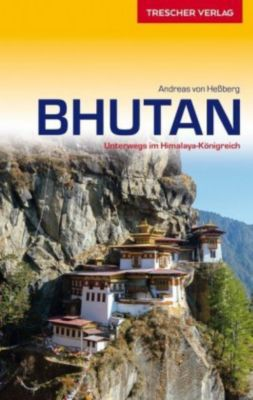 Bhutan, Andreas von Heßberg