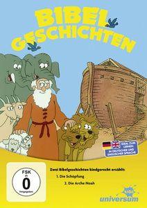 Bibel Geschichten 1, Bibel Geschichten DVD 1