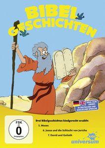Bibel Geschichten 3, Bibel Geschichten DVD 3