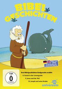 Bibel Geschichten 4, Bibel Geschichten DVD 4