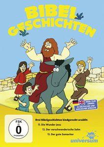 Bibel Geschichten 5, Bibel Geschichten DVD 5