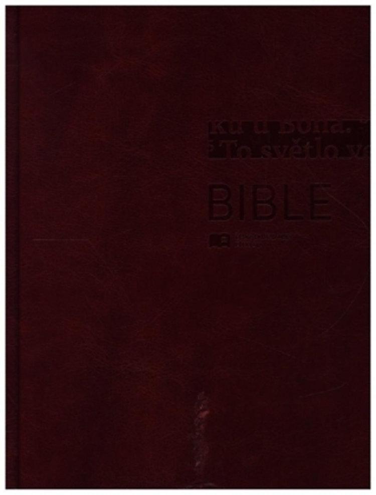 Bibel Tschechisch Bible ökumenische übersetzung