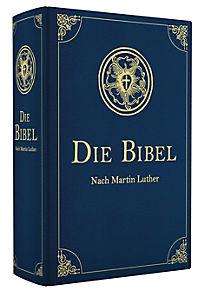 Bibelausgaben: Die Bibel - Altes und Neues Testament nach Martin Luther, (Iris®-LEINEN-Ausgabe) - Produktdetailbild 2