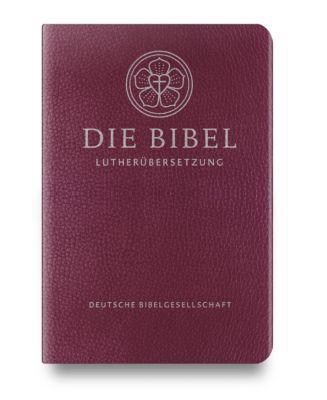 Bibelausgaben: Die Bibel Lutherübersetzung revidiert 2017 - Senfkornausgabe mit Reißverschluss