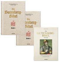 Bibelausgaben: Die Gutenberg Bibel von 1454 - Faksimile-Ausgabe, 2 Bde. m. Begleith.