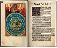 Bibelausgaben: Die Luther-Bibel von 1534, 2 Bde. mit Begleitheft - Produktdetailbild 1