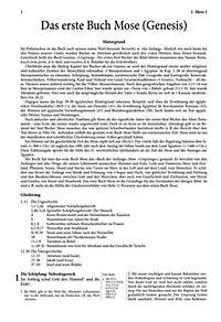 Bibelausgaben: Elberfelder Bibel mit Erklärungen - Leder, Goldschnitt - Produktdetailbild 1