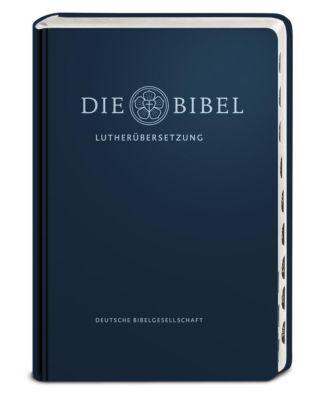 Bibelausgaben: Lutherbibel - Ausgabe mit Griffregister