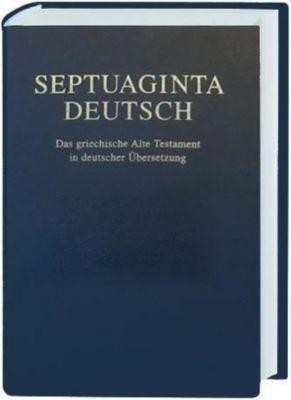 Bibelausgaben: Septuaginta Deutsch