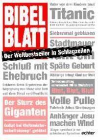 Bibelblatt - Nick Page |