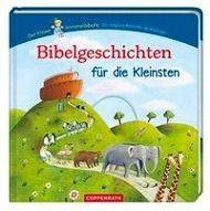 Bibelgeschichten für die Kleinsten - Inga Witthöft  