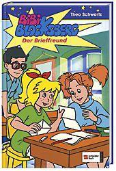 Bibi Blocksberg Band 22: Der Brieffreund, Theo Schwartz