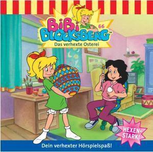 Bibi Blocksberg Band 66: Das Verhexte Osterei (1 Audio-CD), Bibi Blocksberg