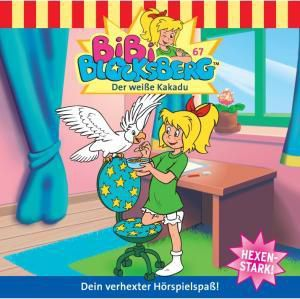 Bibi Blocksberg Band 67: Der weisse Kakadu (1 Audio-CD), Bibi Blocksberg
