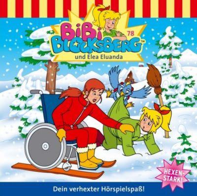 Bibi Blocksberg Band 78: Bibi Blocksberg und Elea Eluanda (1 Audio-CD), Bibi Blocksberg