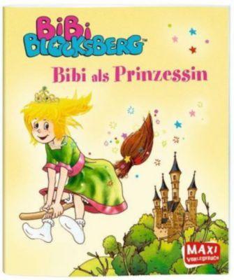 Bibi Blocksberg - Bibi als Prinzessin, Doris Riedl, Helen Karriko