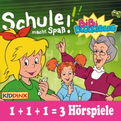 Bibi Blocksberg: Bibi Blocksberg - Schule macht Spaß!, Elfie Donnelly, Ulf Tiehm, Markus Dittrich