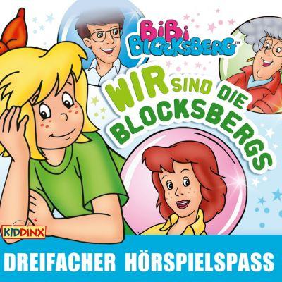 Bibi Blocksberg: Bibi Blocksberg - Wir sind die Blocksbergs Folgen 20 + 80 + 90, Elfie Donnelly, Nelly Sand, Klaus-Peter Weigand
