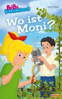 Bibi Blocksberg: Bibi Blocksberg - Wo ist Moni?, Doris Riedl