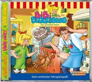 Bibi Blocksberg - Das verrückte Huhn, 1 Audio-CD, Bibi Blocksberg