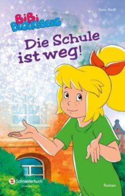 Bibi Blocksberg - Die Schule ist weg, Doris Riedl