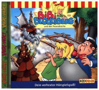 Bibi Blocksberg und der Feuerdrache (Folge 119), Bibi Blocksberg
