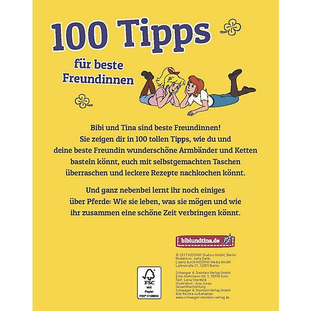 Bibi Tina 100 Tipps Für Beste Freundinnen Buch Weltbildde