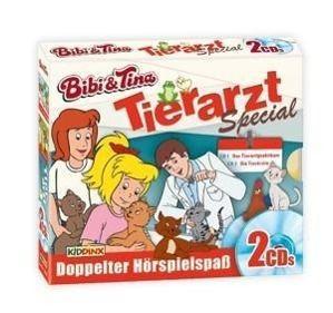 Bibi & Tina - 2er CD-Box Tierarzt-Special, 2 Audio-CD, Bibi Und Tina