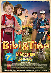 Bibi & Tina 3: Mädchen gegen Jungs - Produktdetailbild 3