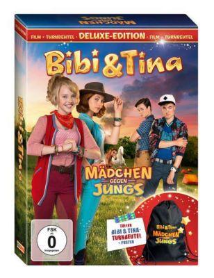 Bibi & Tina 3: Mädchen gegen Jungs - Deluxe-Edition, Elfie Donnelly