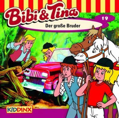 Bibi & Tina Band 19: Der große Bruder (1 Audio-CD), Bibi & Tina