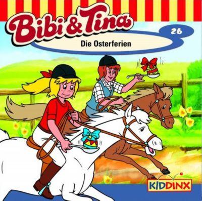 Bibi & Tina Band 26: Die Osterferien (1 Audio-CD), Bibi & Tina