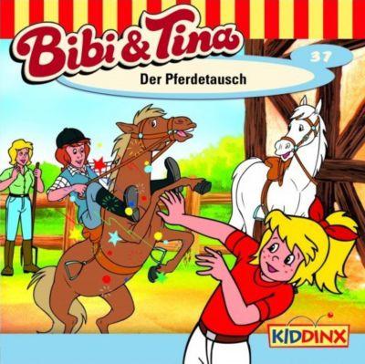 Bibi & Tina Band 37: Der Pferdetausch (1 Audio-CD), Bibi Und Tina