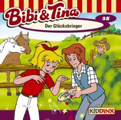 Bibi & Tina Band 38: Der Glücksbringer (1 Audio-CD), Bibi & Tina