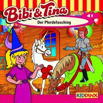Bibi & Tina Band 41: Der Pferdefasching (1 Audio-CD), Bibi und Tina