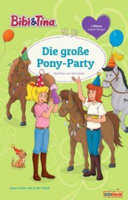 Bibi & Tina: Bibi & Tina - Die grosse Pony-Party, Matthias von Bornstädt
